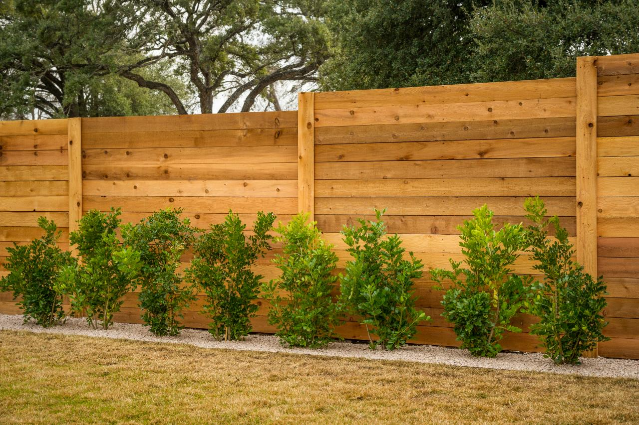 Fence. Schedule Your Free Estimate Today! Fence